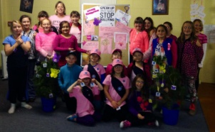 Picton Girl Guides and Brownies 2014