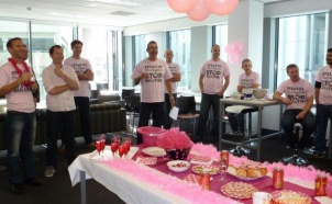 Clearpoint morning tea