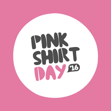Pink Shirt Day Logo
